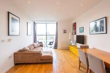 Superb 1 Bedroom Flat near Shoreditch