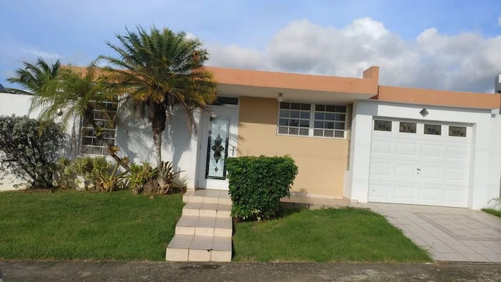 Beautiful and cozy house in amazing Aguadilla