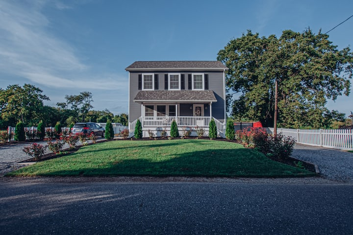 Newly constructed West Cape May Single Family Home