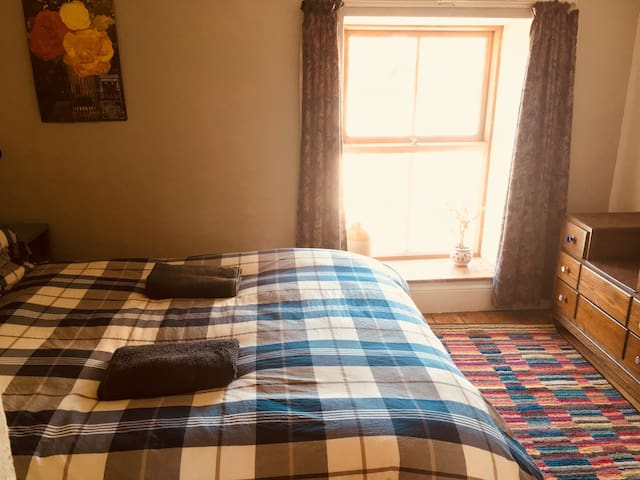 Double room in Machynlleth