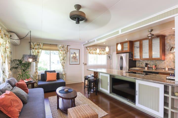Kailua Island Style Entire House/ 30 days minimum