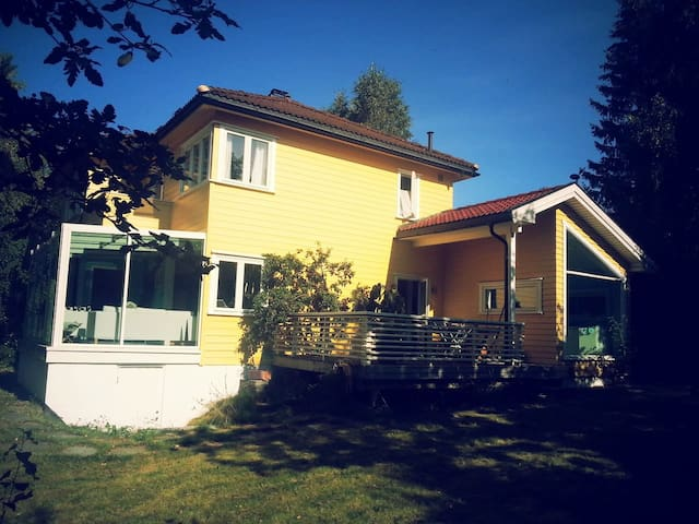 Divine villa in the heart of town - Lillehammer - House