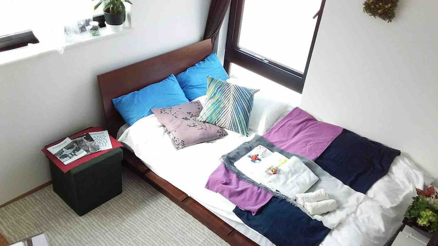 New !101 Clean & private free Wifi Shinjuku