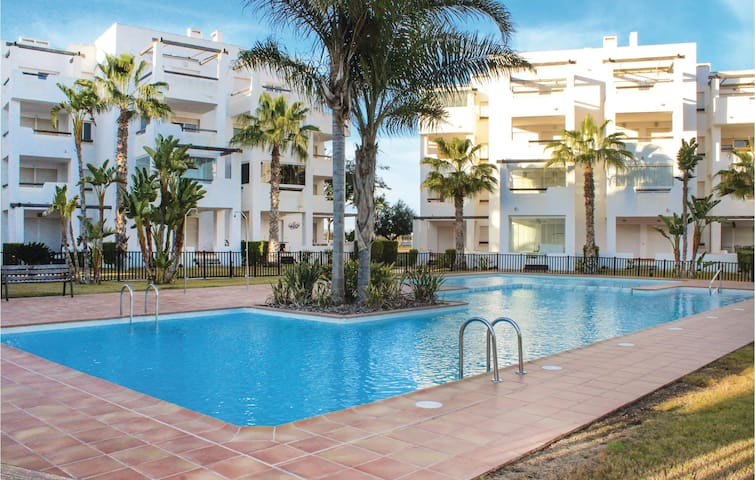 Holiday apartment with 2 bedrooms on 60m² in Torre Pacheco
