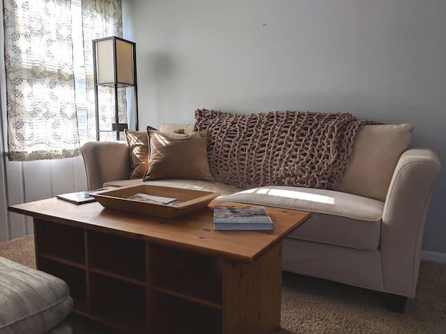 Convenient & Cozy