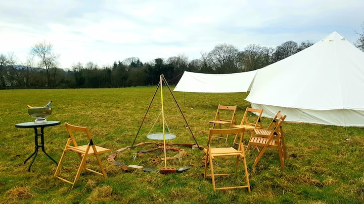 Wyre Forest Bewdley 6m Glamping Tent - Family fun