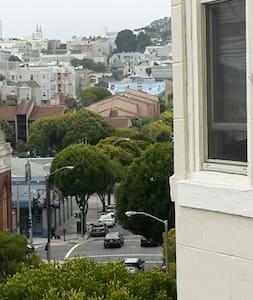 Cozy/ affordable studio city center - San Francisco