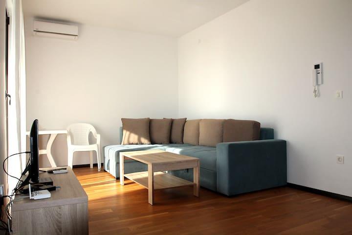 Atrium Apartments  409  view a sea - Bečići - Appartement