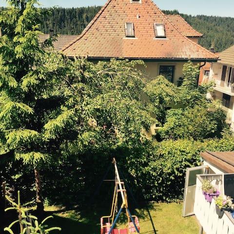 Fantastic Schwarzwald - a house - Freudenstadt - Hus