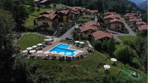 Residence La Pineta - Porzione di villa 1