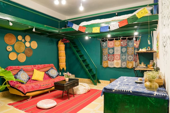 Wanderful Dreamers   Dreamers' home, city center