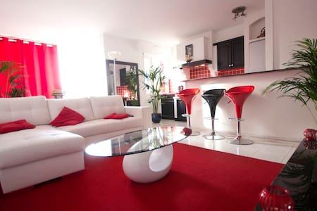 La Maison Rouge - Marseille - Apartment