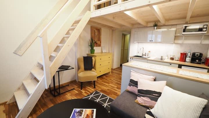 Apartament Stary Rzeszów: Comfort z klimatyzacją