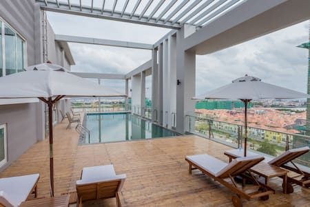 钻石岛酒店式公寓 Diamond CA&SA Service Apartment - Phnom Penh - 酒店式公寓