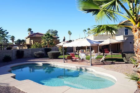 Home away from home in Scottsdale, Phoenix - Scottsdale - Hus