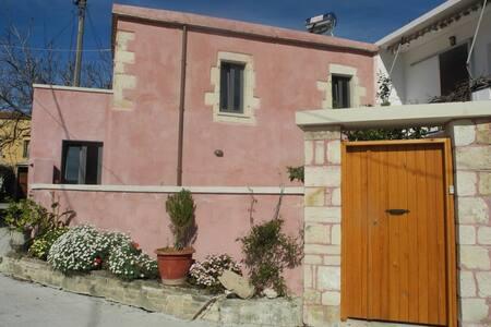 Διώροφη παραδοσιακή κατοικία - Kalamitsi Alexandrou - Haus