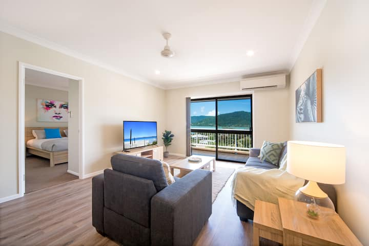 Coastal Vista, in the heart of Airlie Beach