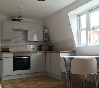 Stylish central apartment - Brighton - Wohnung