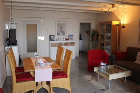 Ferienappartement, Ostsee, Meerbl., 53qm - Appartement