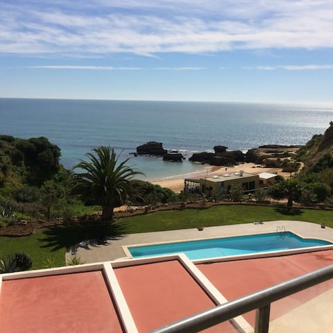 One Bed Apartment-Beach front location-CF - Albufeira - Appartement