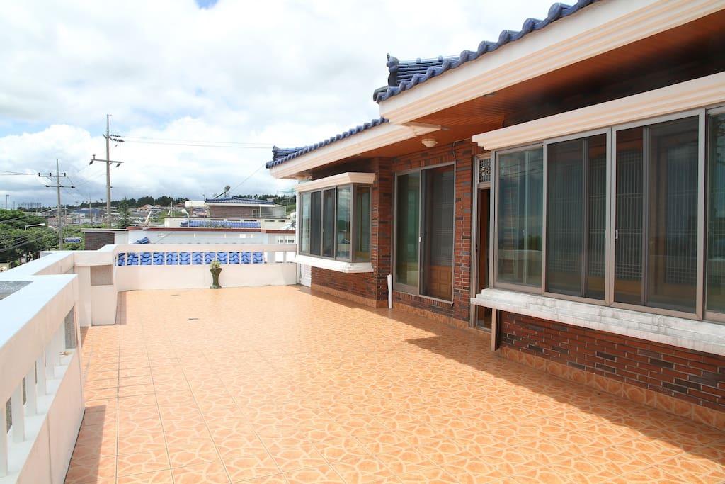 韩式风格的山海之家