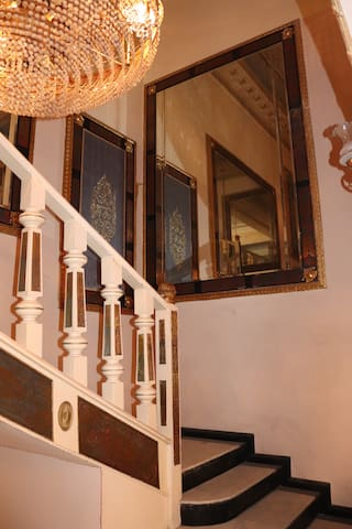 Luxurious villa duplex in el nozha heliopolis