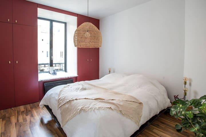 Superbe appartement près de la Villette