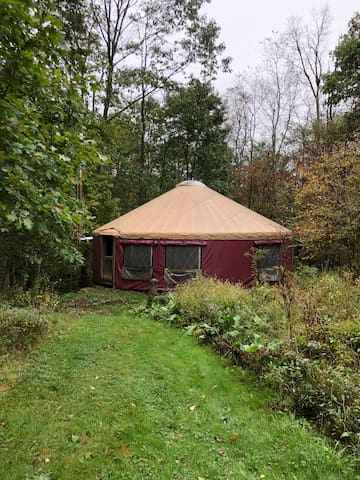 Eco-friendly Yurt