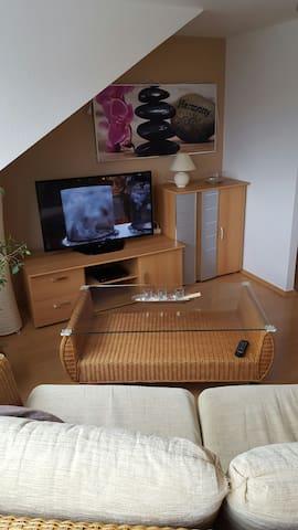 Appartement mit Schlafzimmer - Wesseling - อพาร์ทเมนท์