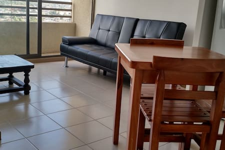 Cozy 1B/1B Apt,close to subway& great connectivity - Santiago - Appartamento