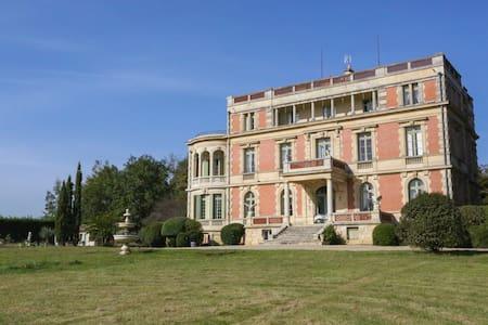 Family Suite 1 - Chateau Le Lout - Le Taillan-Médoc - Bed & Breakfast