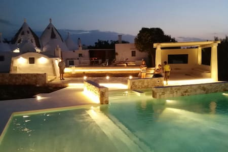 The Trullo - Martina Franca