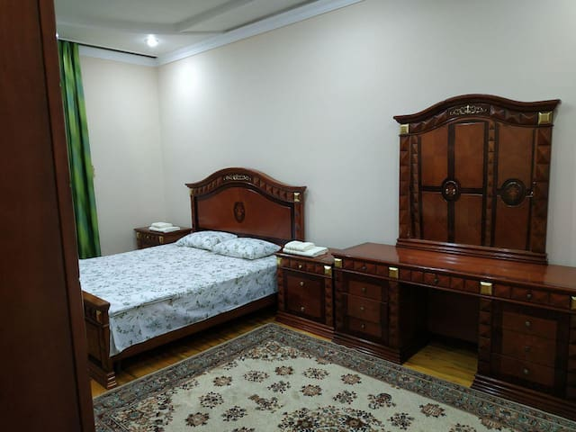 Delux Double Room with Private Bathroom