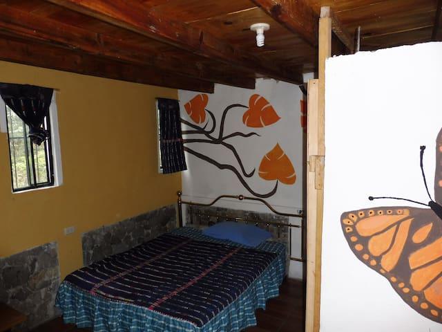 Casa Horus - Cabañas - San Marcos La Laguna - Bed & Breakfast