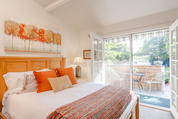 Private Brighton Suite Garden views~De La Vina Inn