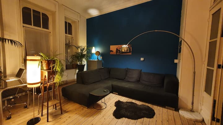 Your Quiet 2-Floor Home in the Heart of Brussels