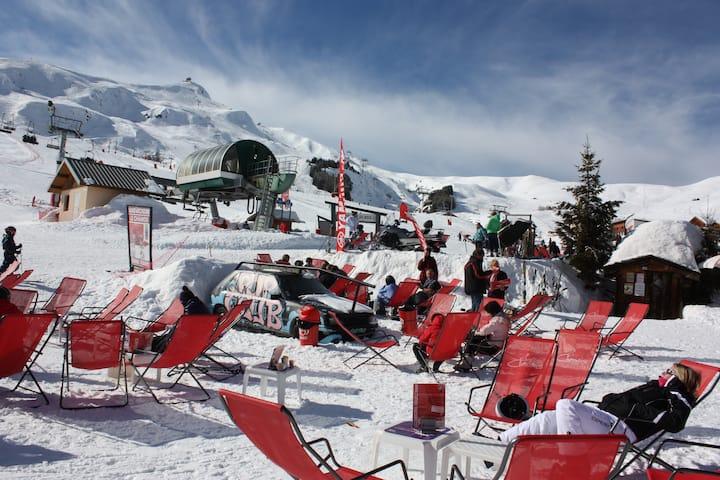 Location Studio au Ski (73300) /A saisir