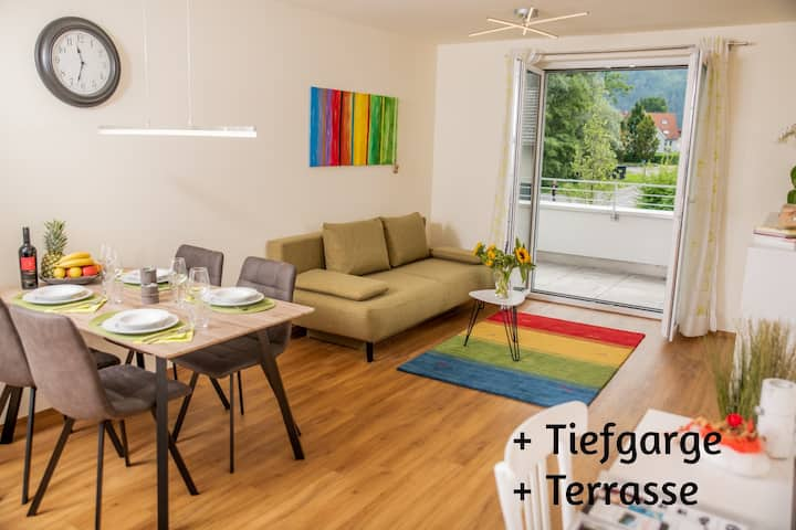 Cityappartement - near the railwaystation / center