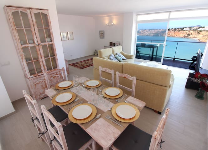 Seaview apartment in Port Adriano - El Toro - Apartamento