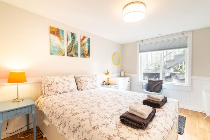 Charming & Private Bernal Heights Guest Suite