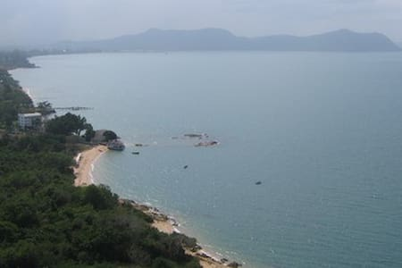 Panoramic sea views and quietness - Pattaya - Wohnung