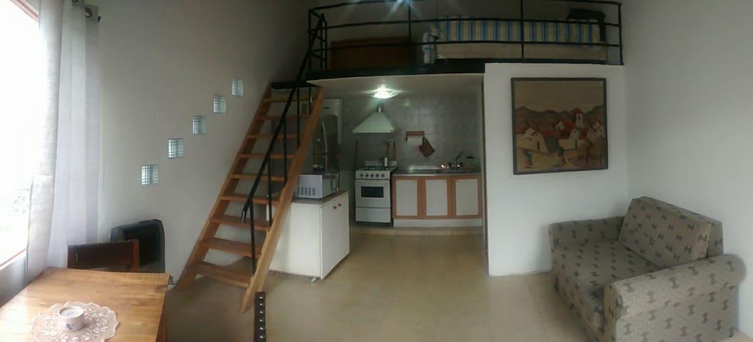 Cómodo, económico y en el centro de Ushuaia! - Ushuaia - Apartament