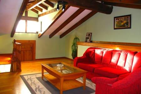 ALOJAMIENTO RURAL PARA DOS MATRIMONIOS Y 2 NIÑOS - Cabuérniga - 公寓