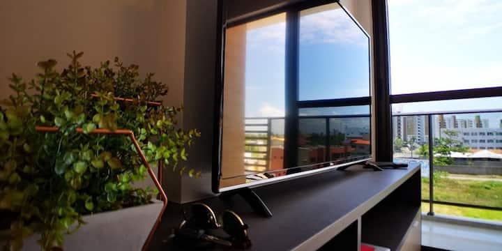 Apartamento tipo Flat em PONTA DE CAMPINA