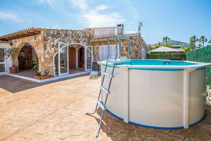 GUATLARA - Chalet for 6 people in Puerto de Alcúdia.