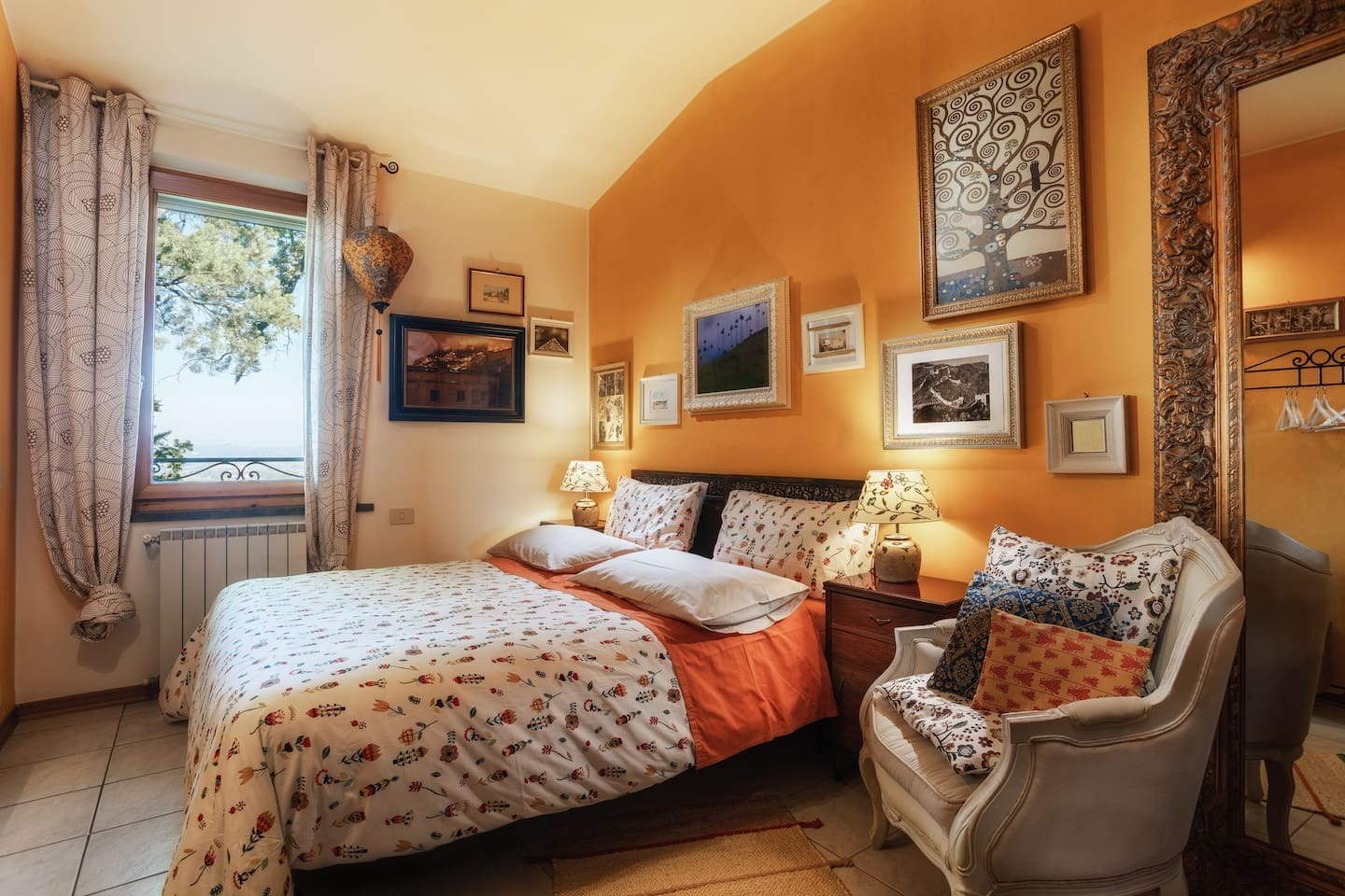 Your Room, Early Evening Atmosphere #1