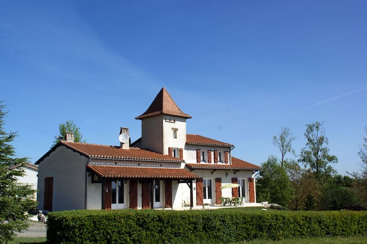 Maison 3 étoiles en Quercy Blanc - Castelnau-Montratier - Semesterboende