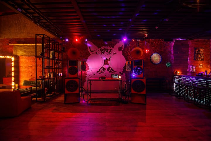 Fara.place - Event loft