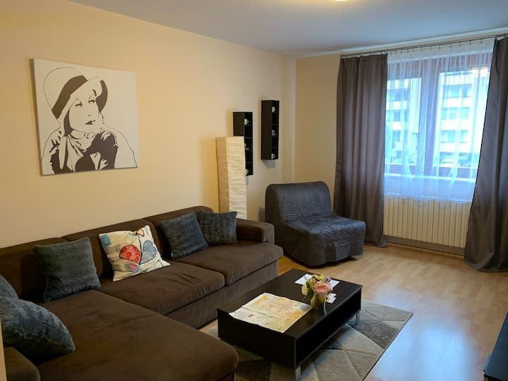 Apartment Na Hlinach 31/В