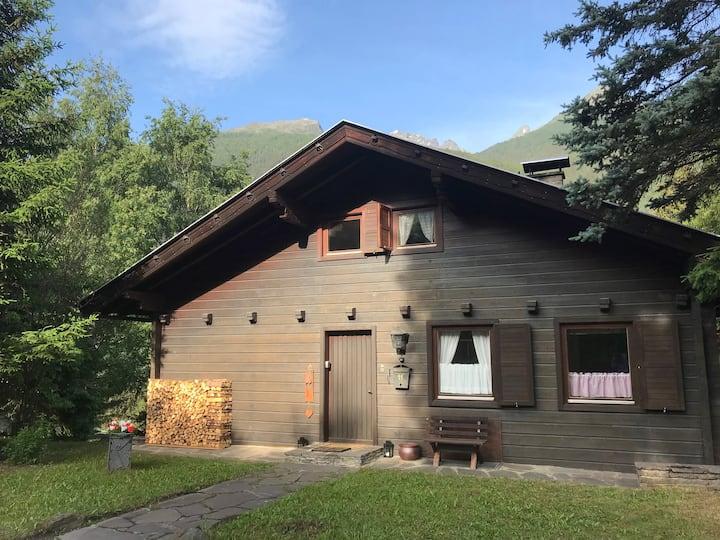 Ferienhaus im Mölltal am Großglockner - Wohnung I